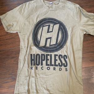 Hopeless Records Tee